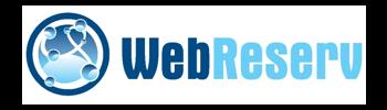 Logo WebReserv