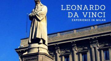 Leonardo Da Vinci experience in Milan, segway tour, bike tour