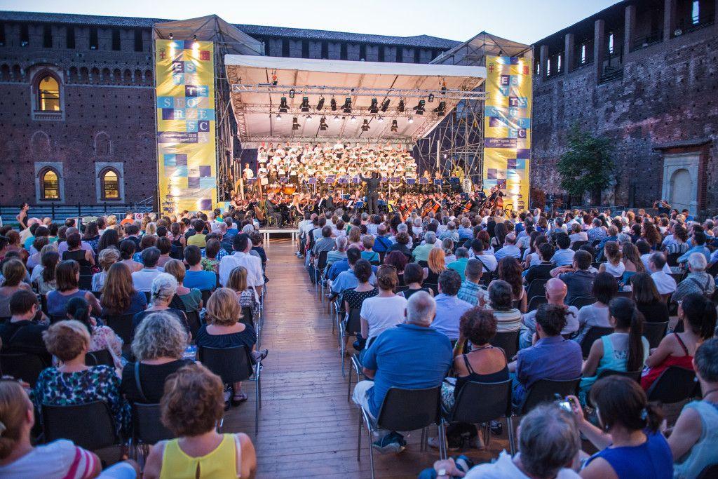 estate sforzesca milan milano Italy events castello sforzesco summer concert segway tour bike rental