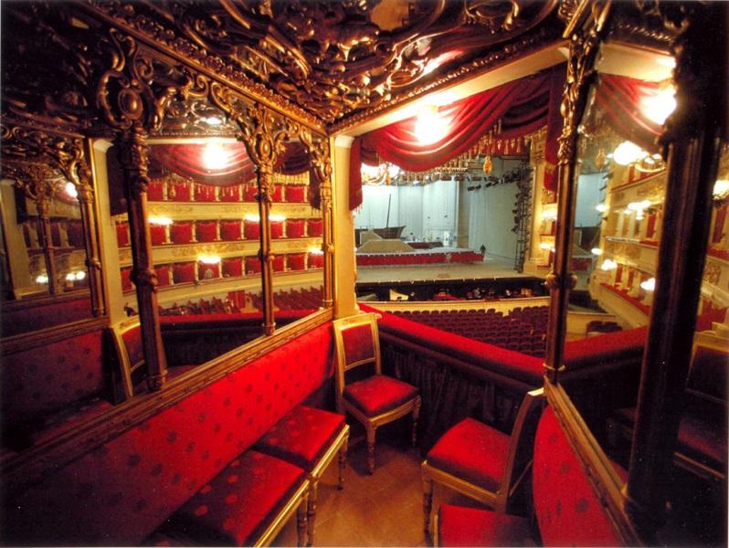 Teatro alla scala palette number 13
