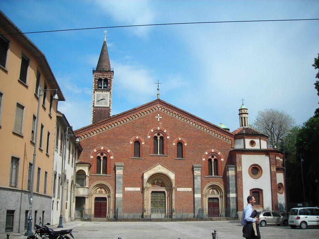 Afternoon Walking Tour Milan
