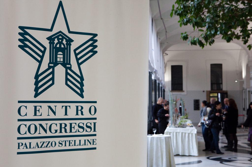 Palazzo delle Stelline Milano congress center exhibiton art culture leonardo da vinci last supper santa maria delle grazie church