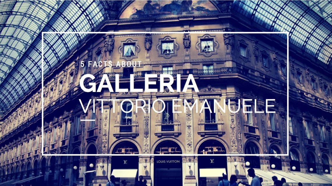 Vittorio Emanuele II in Milan